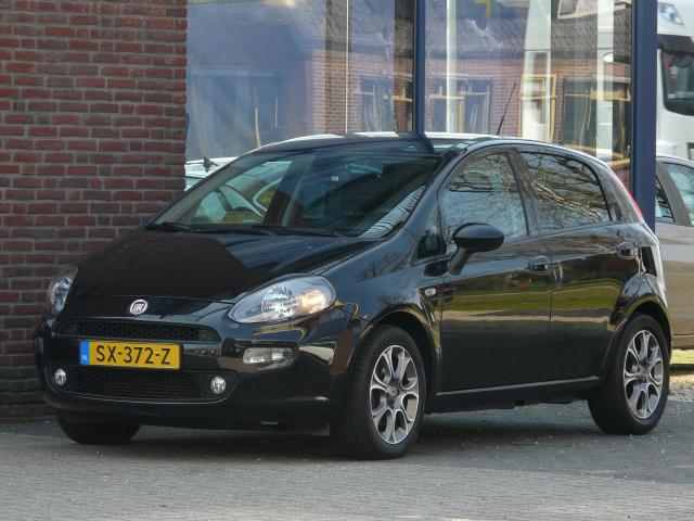 Fiat-Punto Evo